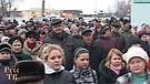 Митинг протеста, Фряново, Московская обл., 8 апреля 2012 г.