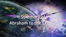The KEYS of TIME (6): From Abraham to the Exodus (2)