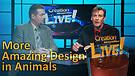 (5-22) More amazing design in animals