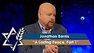 Rabbi Jonathan Bernis | A Lasting Peace, Part 1