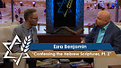 Jonathan Bernis & Ezra Benjamin | Confessing the Hebrew Scriptures – The Lord Almighty, Pt 2